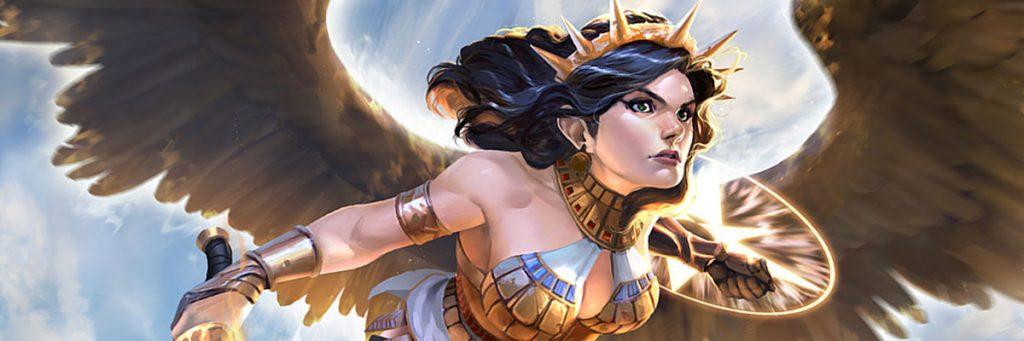 Goddess Ishtar from 5th edition Gods and Goddesses