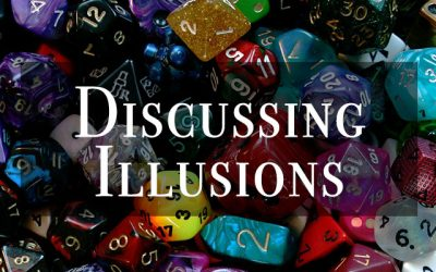 At the Table: Discussing Illusions