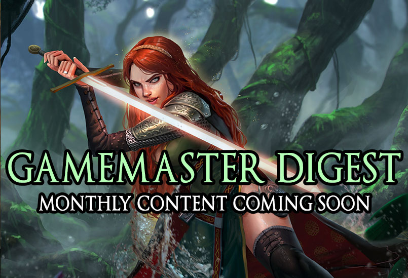 Gamemaster Digest