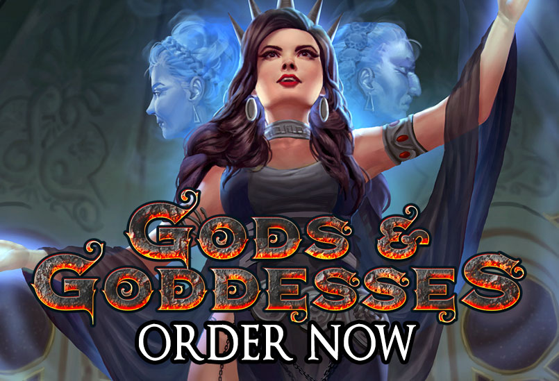 Gods and Goddesses - a 5e supplement