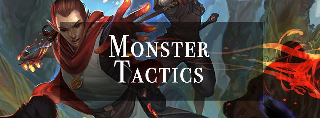 Even the Playing Field: Monster Tactics