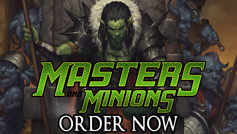 Masters and Minions - Order